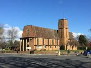 st hughs church
