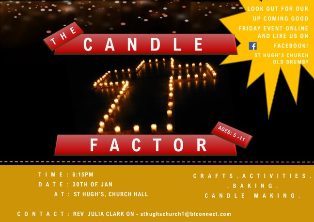 the candle factor poster version 2[7914]