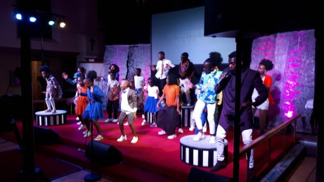 Watoto Choir 4