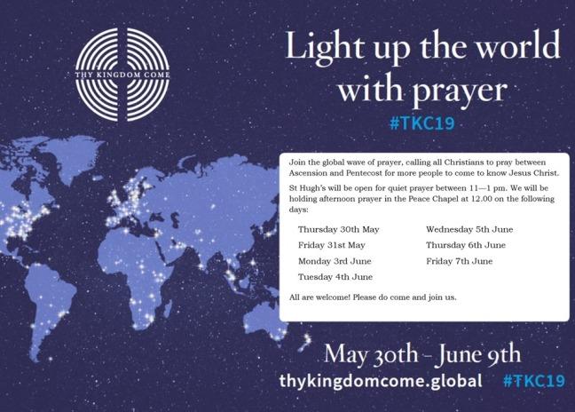 Thy Kingdom come poster
